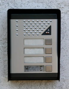home intercom system repair